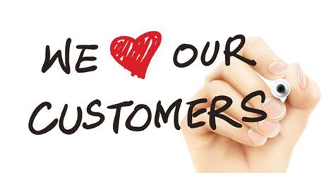 خدمت به مشتری