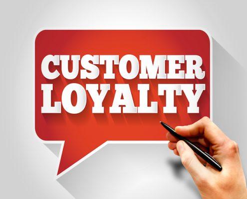 وفاداری در مشتری