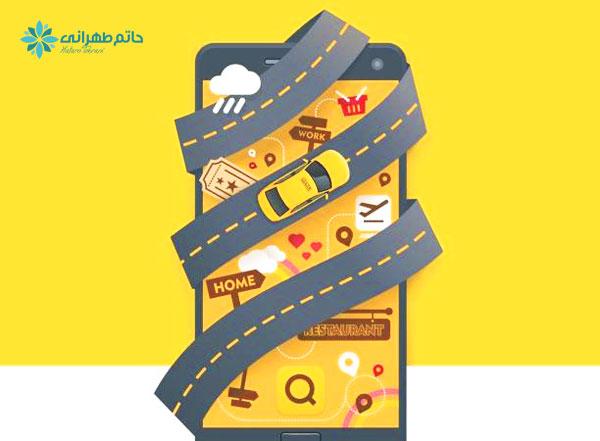 رقابت تاکسی اینترنتی
