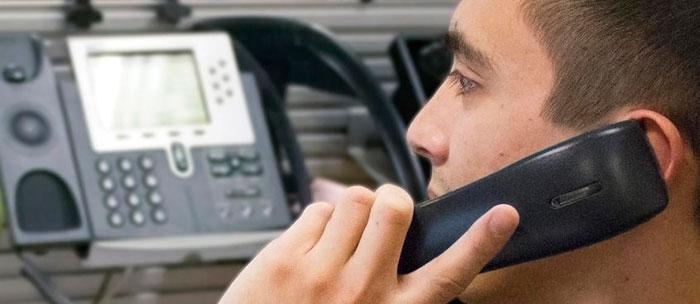 خدمات تلفنی