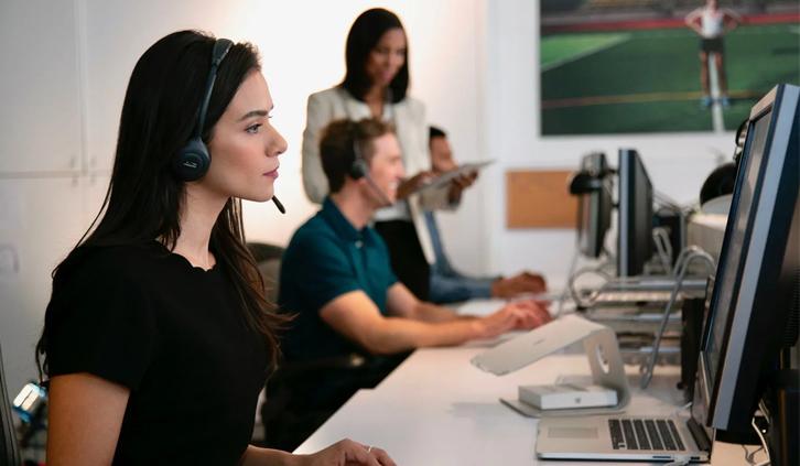 نرم افزار مراکز تماس